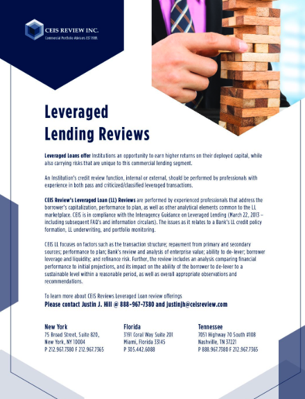 Independent Loan Review